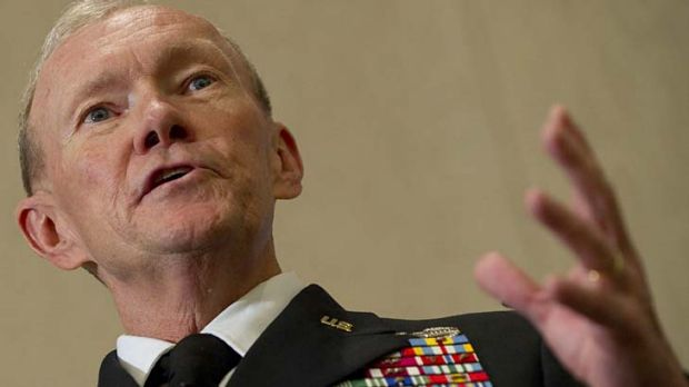 The uncertainty principle ... General Dempsey.