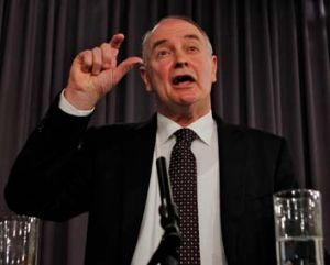 Professor Ross Garnaut ... less concerned with the raw realities of the current political situation.