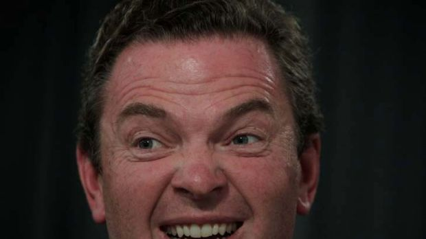 "Christopher Pyne described by Julia Gillard as a ""poodle""."