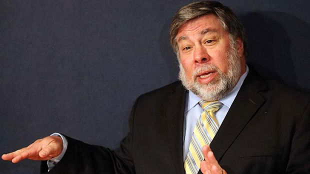 Steve Wozniak has not forgotten the days of scribbling computer designs on paper because he didn't have the money to buy ...