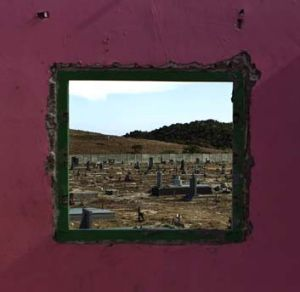 High-risk group ... a graveyard in Cape Town, which holds many people who have died from AIDS; an estimated 5.6 million ...