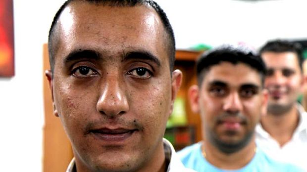 Former interpreter Ali Risn has decided to return to Iraq rather than continue to face the isolation of living as a ...
