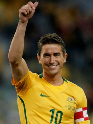 Harry Kewell ... has been linked to several A-League clubs.