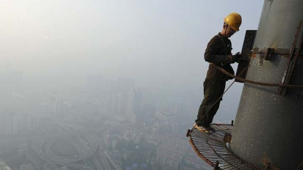 Growing evidence that China's roaring economy is starting to slow has fed an investor debate.