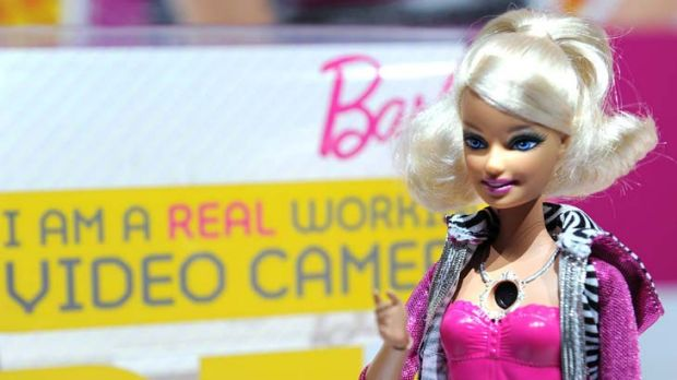 The single life ... Barbie has been dumped by Ken.