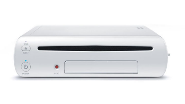 The Wii U console looks very similiar to its predecessor