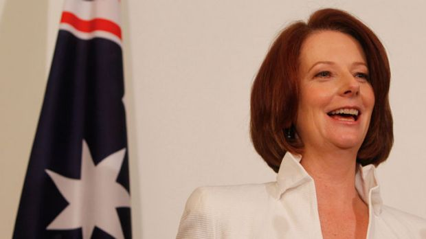 The Gillard government would still be defeated in a landslide election if one was to be held now.