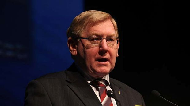 Minister for Resources and Energy Martin Ferguson.