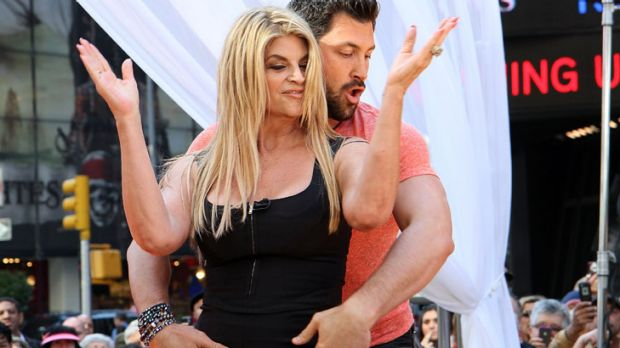 US <i>Dancing With The Stars</i> contestants like Kirstie Alley have been cashing in on offers of book deals and public ...
