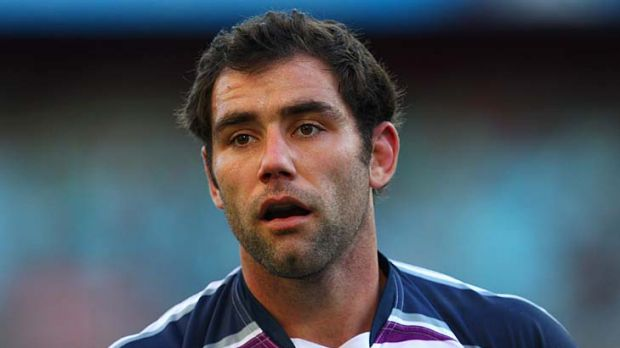 Cameron Smith believes the wet and muddy surface for origin II will hamper the Blues.
