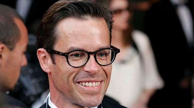 Another period piece ... Australian actor Guy Pearce plays Monty Beragon in the series.