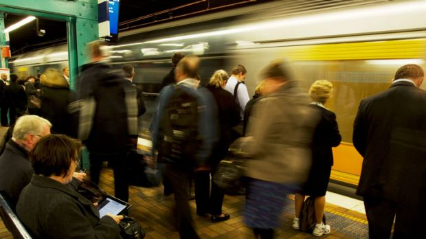 Wynyard station ... will not be expanded despite an estimated increase of 3,900 commuters by December 2013.