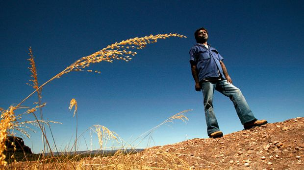 Jeffrey Lee, the senior custodian of the land that includes the Koongarra project area, would be one of Australia's ...