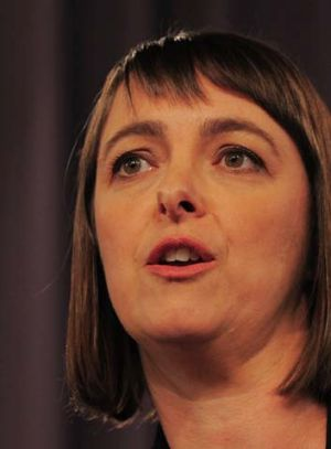 The Attorney-General, Nicola Roxon.