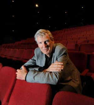Playwright David Williamson.