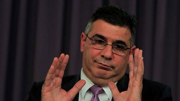 Since 2004, CEO Andrew Demetriou's pay has gone from $560,000 to $2,100,000 - an increase of 275%. Average player ...