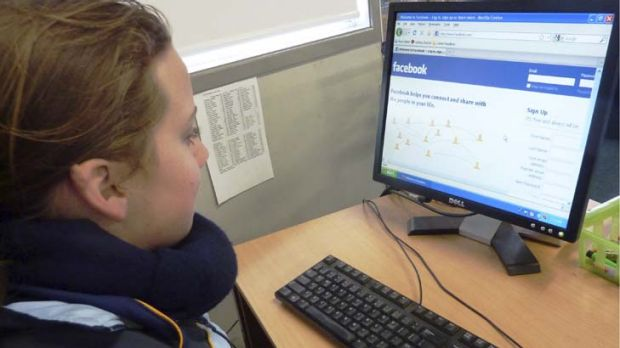 Many schools ban students from accessing social networking websites.