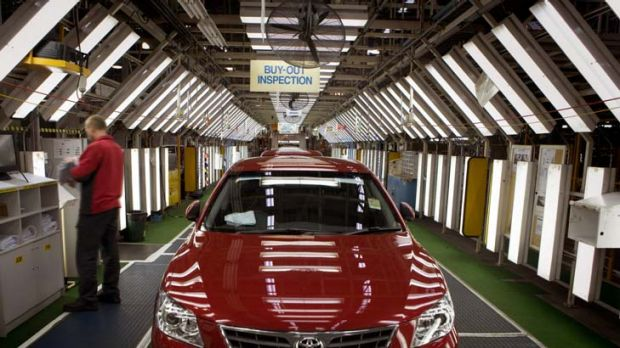 Carmakers are pushing for compensation for carbon tax costs.