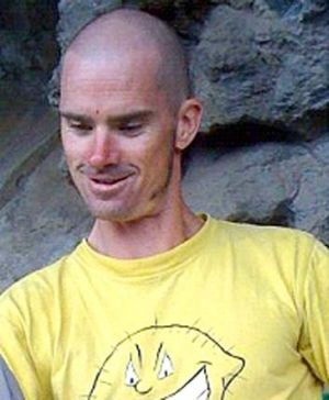 Clint Westbrook, 34, died while abseiling on Mt Greville.