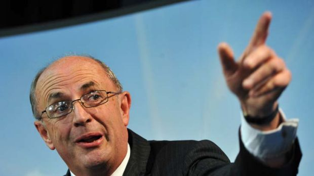 Success ... despite losing the vote for presidency, Reith says Abbott's renewed commitment to industrial relations ...