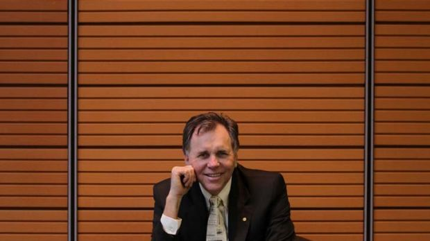 Nobel Prize winner Professor Barry Marshall ... revealed that human trials of the proposed vaccines would be about two ...