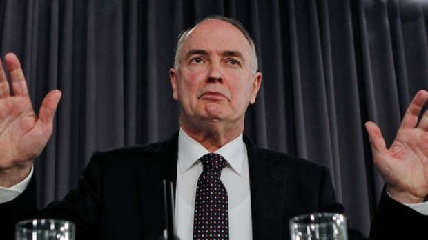 """""""Facts are ignored"""" ... Professor Ross Garnaut complains about coverage of the carbon tax."""