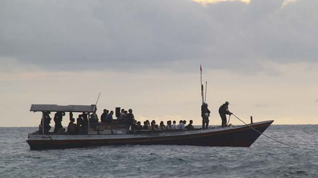 More than 200 asylum seeker boats have arrived in Australia in the past two years, but not one was detected by the ...