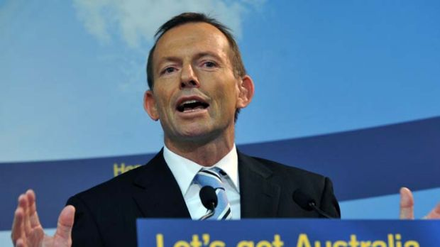 """""""In return for axing the carbon scheme ... Abbott has promised tax cuts, which will be hideously expensive."""""""