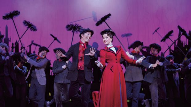 Mary Poppins has received 12 nominations, including best female lead performer for Verity Hunt-Ballard, in this year's ...