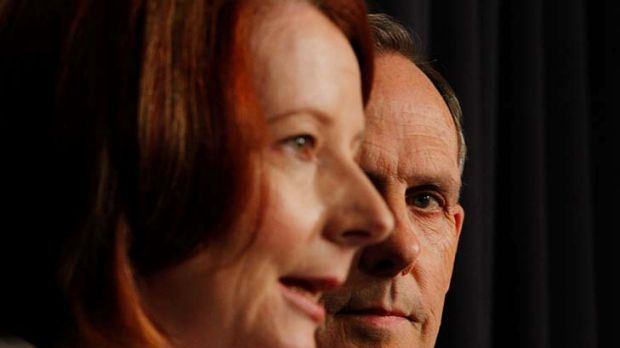 The government and the Greens continue to jostle for position.