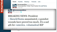 'Obama is dead' hack from Fox News (Video Thumbnail)