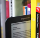 Amazon's Kindle may be the most suitable e-reader for ''text'' books.