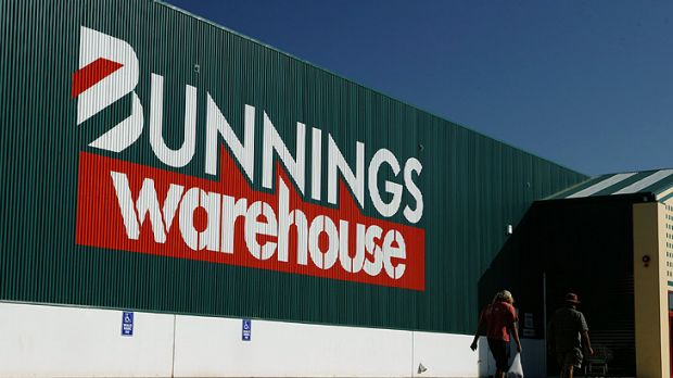 Tools at the ready ... Bunnings will soon have a major rival.