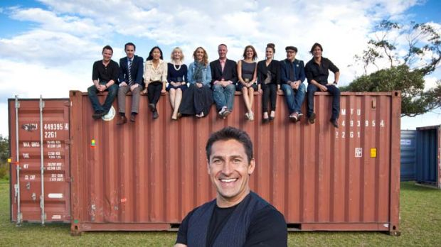 Design driven ... Jamie Durie says <i>Top Design</i> has unearthed contestants more interested in career than cash.