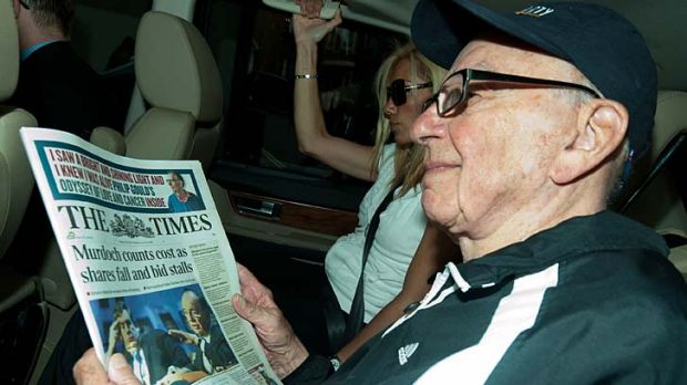 More headaches for Rupert Murdoch.