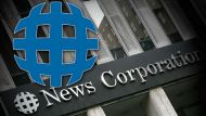 News Corp.'s headquarters is shown, Monday, Feb. 1, 2010 in New York. News Corp., whose 20th Century Fox movie studio is ...