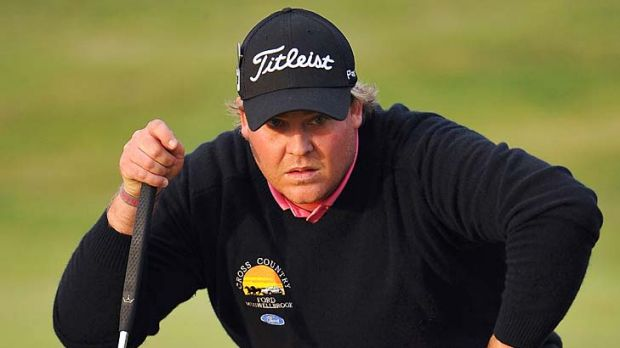Kurt Barnes .... mistaken for John Daly.