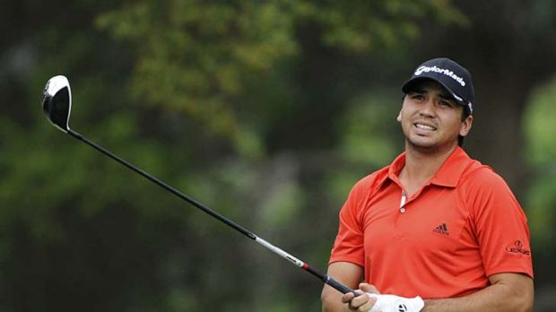 Australia's Jason Day during the first round of the 2011 US Open.