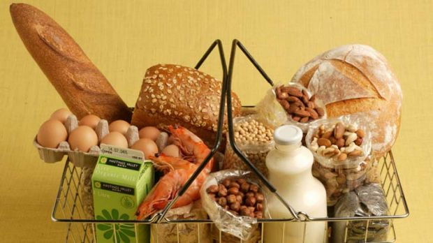Name your poison ... common food allergens include nuts, wheat, dairy and eggs.