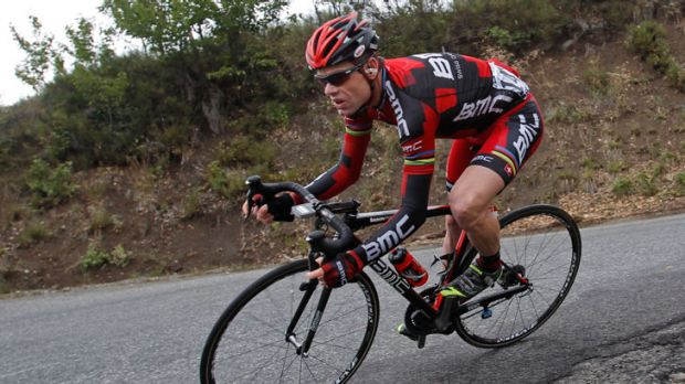 Cadel Evans will be at a training camp in Europe when the Tour Down Under is held.