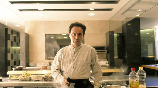 Are you being served?: Uber-Chef Ferran Adria spends six months preparing the menu for his Barcelona restaurant in <i>El ...