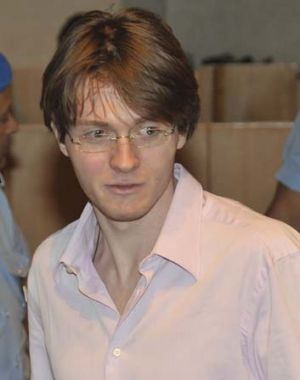 Raffaele Sollecito ... found guilty.