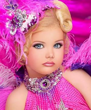 America's top child beauty pagent star Eden Wood.