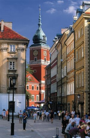 IFM will own 85 per cent of a heating network in Warsaw.