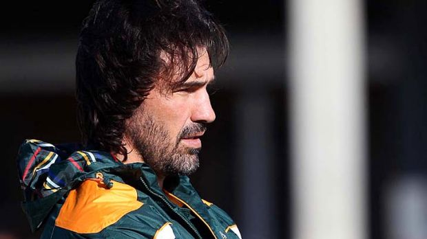 Retired ... Victor Matfield.