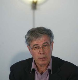 Change ... Professor Julian Disney says reporting suicides may educate the public.