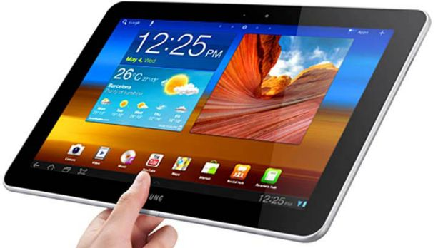 The Samsung Galaxy Tab 10.1 will be blocked from sale in Australia.