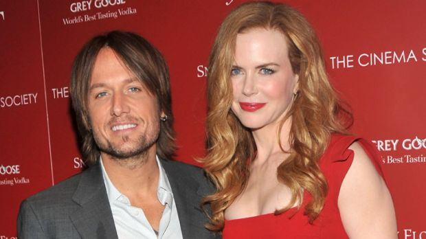 Attack allegation ... Keith Urban and Nicole Kidman involved in an incident outside of Nashville restaurant.