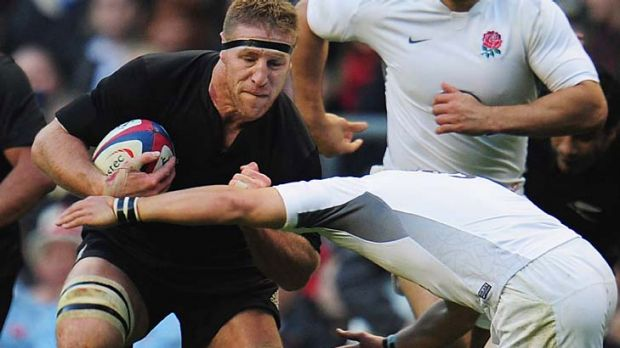 Brad Thorn is set to become the second oldest All Black ever.
