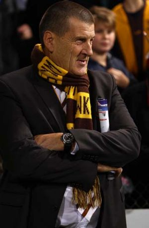"Jeff Kennett: ""You cannot have a healthy competition if more than half the clubs are fundamentally under administration."""